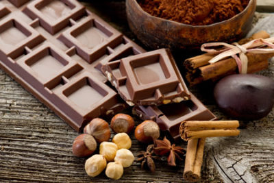 Welt der Schokolade
