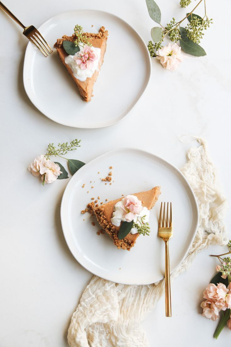 Gingersnap Pumpkin Pie